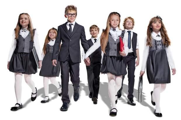 Школьная мода 2014