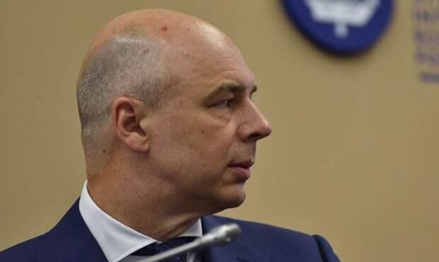 Силуанов объяснил, почему России выгодно давать кредит Белоруссии