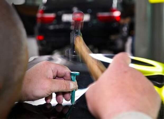 Технологии локального кузовного ремонта: ловкость рук