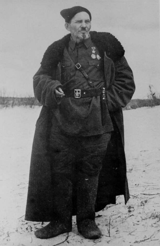 Сидор Артемьевич Ковпак.