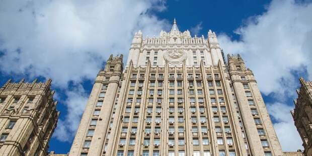 Кремль отреагировал на авиаудар США