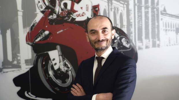 Директор Ducati объяснил, почему компания до сих пор не делает электрические мотоциклы