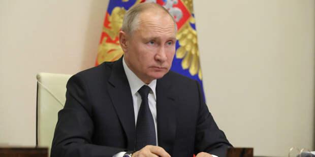 Владимир Путин и Никол Пашинян обсудили Нагорный Карабах