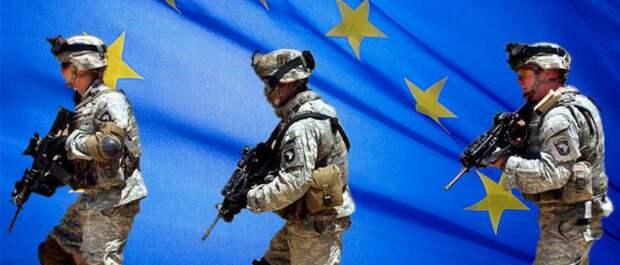 Армия ЕС поставит антирекорд по бегству с поля боя в случае столкновения с Россией: мнение британцев