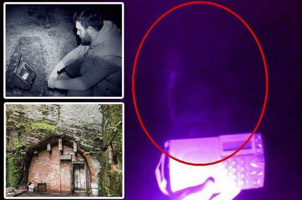 В тоннелях Дрэйклоу можно поговорить с привидениями с глазу на глаз