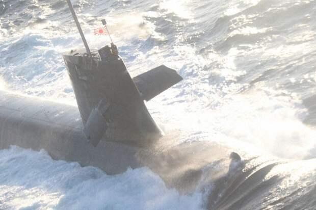 Действующие подводные лодки флотов мира