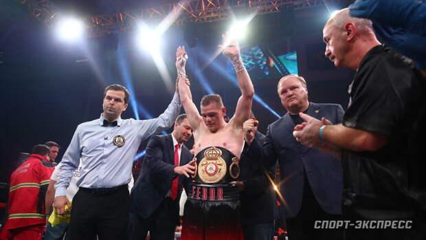 Чудинов победил Миттага вглавном поединке вечера бокса вКазани