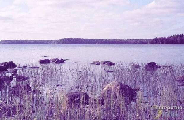 Мистика карельского озера