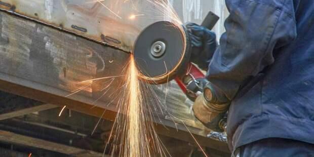 Собянин возобновил работу всех строительных и промпредприятий с 12 мая. Фото; mos.ru