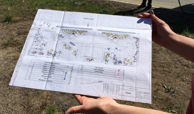 Озеленение экопарка наМуринских прудах началось вНижнем Тагиле
