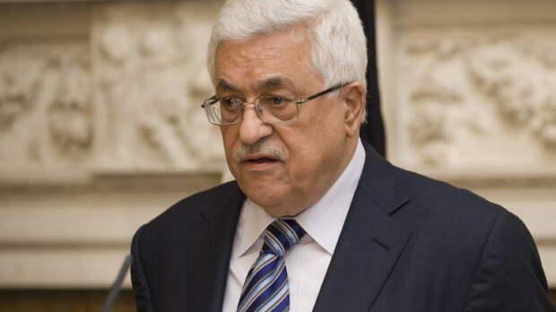 Аббас призывает Вашингтон остановить эскалацию палестино-израильского конфликта