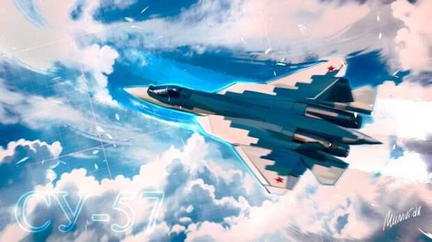 Баранец объяснил, почему Су-57 — худший кошмар ВМФ США