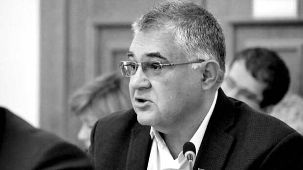 Бывший депутат Гордумы шести созывов Виталий Лазарев скончался вРостове