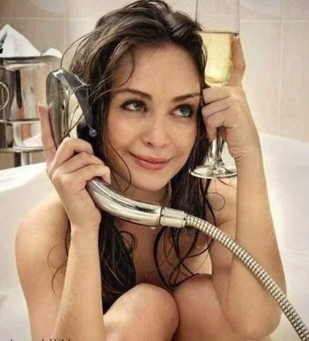 Если я вас позвоню после двух ночи не берите трубку... Улыбнемся))