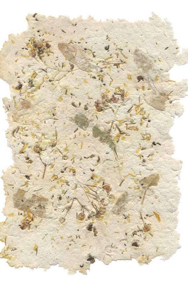 Бумага с цветами (Diy)