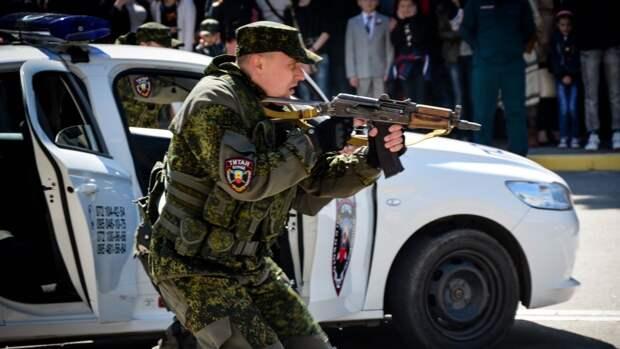 Глава ЛНР сообщил о переходе силовых структур на усиленный режим
