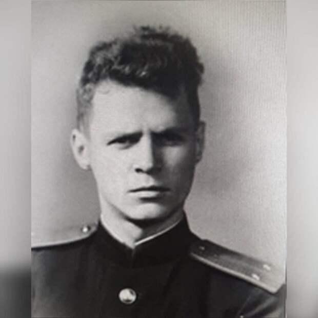Иван Лонин из Лианозова в Великую Отечественную служил в разведке