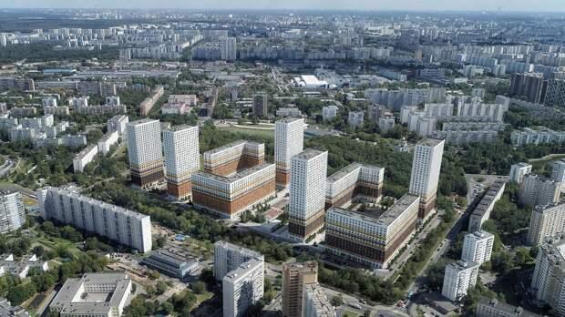 Выдано разрешение на продажу квартир в дух корпусах «Дмитровского парка»