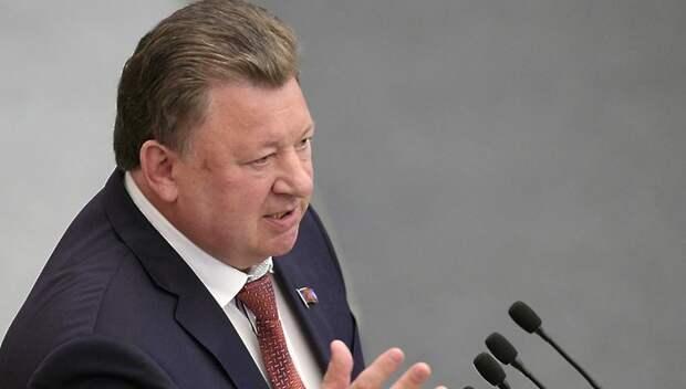 Академик Владимир Кашин стал почетным гражданином Московской области