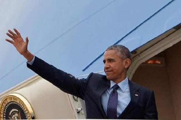 Инцидент с трапом для Обамы  имел скандальное продолжение, теперь Пентагону приходится извиняться