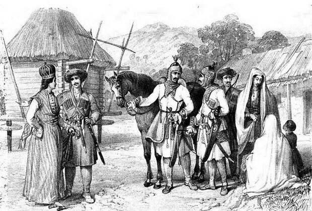 Смерть абрека и мятежника Машуко и его наследие в горах Кавказа