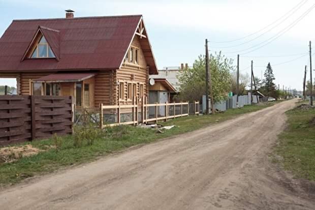 Маленькие домики окнами в сад. Крашенинников объяснил отказ от запрета на владение заграничной недвижимостью чиновниками