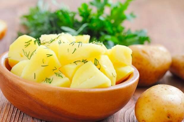 Защищает нервы, сердце и сосуды. Почему картофель нужно есть каждый день