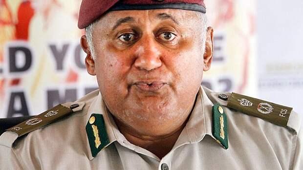 Скандал вмире регби: представитель Фиджи Фрэнсис Кин уволен из-за криминального прошлого