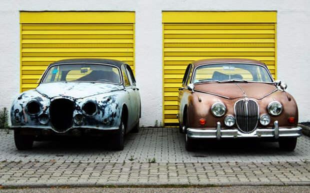 Мы все чаще меняем старый автомобиль на... не такой старый