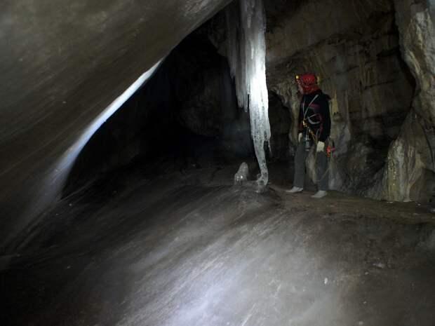 Пещера Киндерлинская (Победа) — часть 1