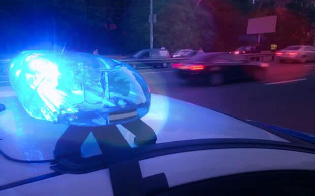 Пешеход погиб под колесами четырех автомобилей