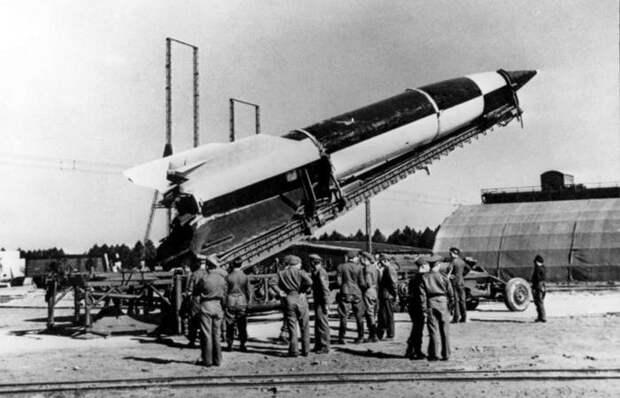 Почему нацисты не пустили в ход против СССР ракеты «Фау»