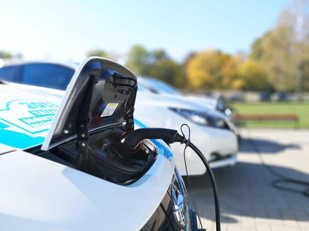 На поддержку электрического транспорта в России власти направят более 400 млрд рублей до 2030 года