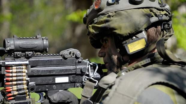 Полковник ПВО назвал ВС Швеции абсолютно беспомощными перед Россией без НАТО
