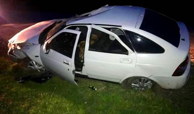 Водитель Mercedes пострадала ваварии с«КамАЗом» вКарачаево-Черкесии