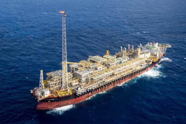 Бразилия нефть FPSO шельф