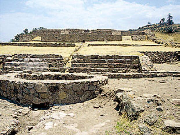 Благодаря археологическим раскопкам перед нами предстает прошлое Тескоко