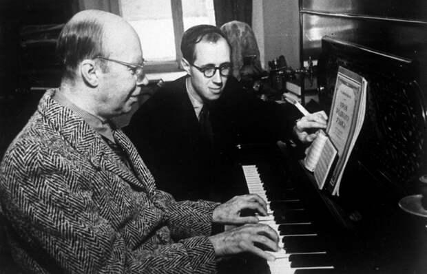 «Казус Прокофьева»: Как две вдовы делили великого композитора