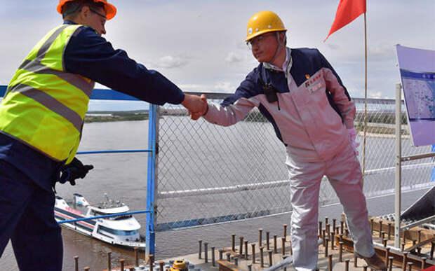 Россия и Китай навели мосты. Через 28 лет