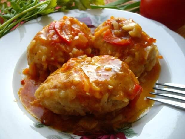 Голубцы ленивые − 5 рецептов с рисом и фаршем