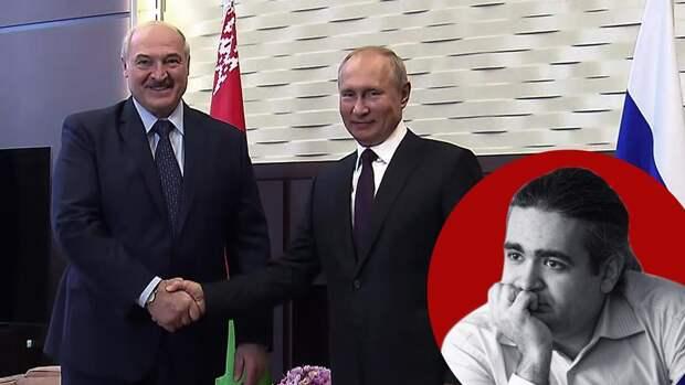 Вот так разворот. Как западные СМИ отреагировали на встречу Лукашенко и Путина