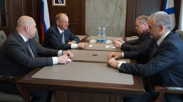 Патрушев рассказал, как Украина может начать военные действия против России в Крыму