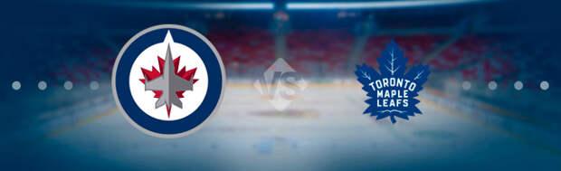 Виннипег Джетс - Торонто Мэйпл Лифз: Прогноз на матч 15.05.2021