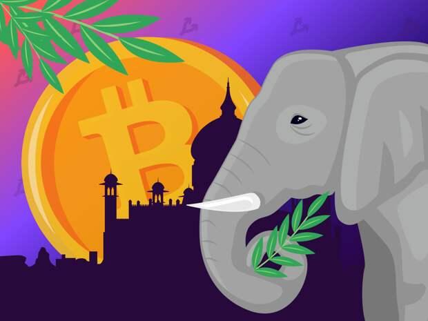 Властям Индии направили проект по регулированию индустрии криптовалют