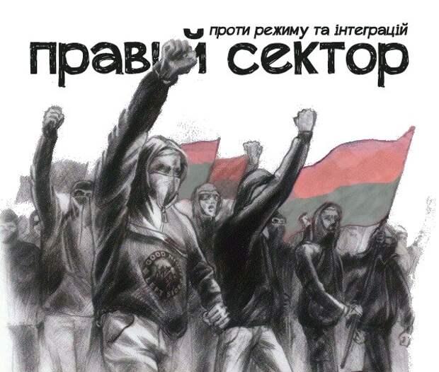 """По ту сторону: """"Правый Сектор"""" требует роспуска парламента"""