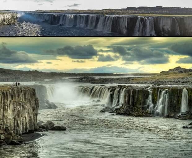 waterfalls27 Красоты водопадов Исландии в фотографиях
