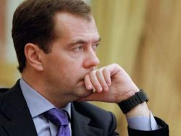 Новость на Newsland: Медведев: РФ введет меры для защиты экономики от Украины с ЕС