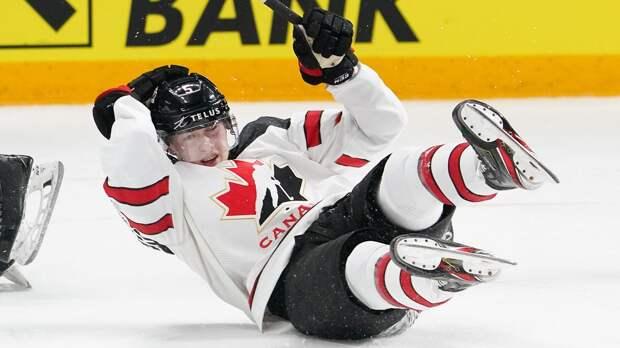 Россия никогда не играла с такой слабой Канадой. У «кленовых» всегда были топы, а сейчас студенты и звезда «Витязя»