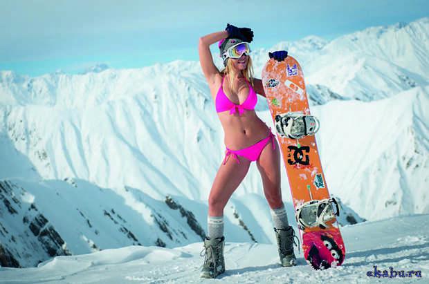 Сноуборд ...и не только