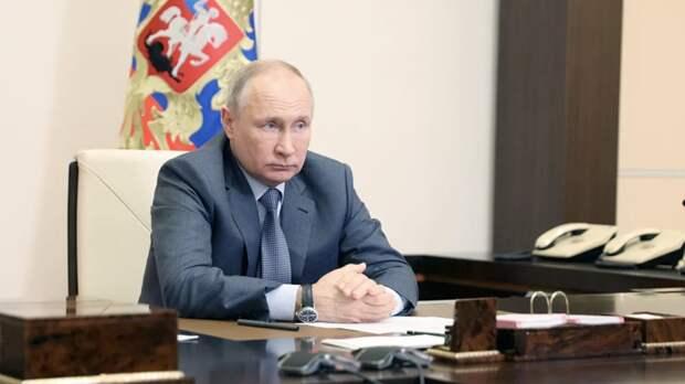 Эксперт прокомментировал слова Путина о «зачистке политического поля» Украины